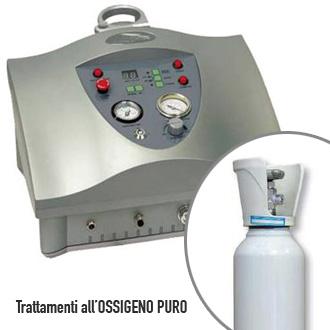 Ossigenoterapia, Ultrasuono, Microdermoabrasione