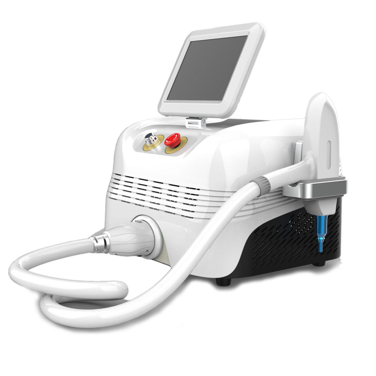 Pro Laser Q-Switched ND:Yag 532/1064 Portatile