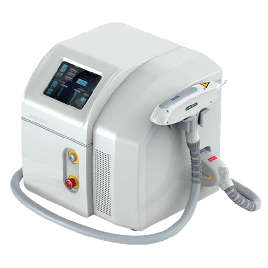 Laser Q-Switched ND:Yag 532/1064 Portatile