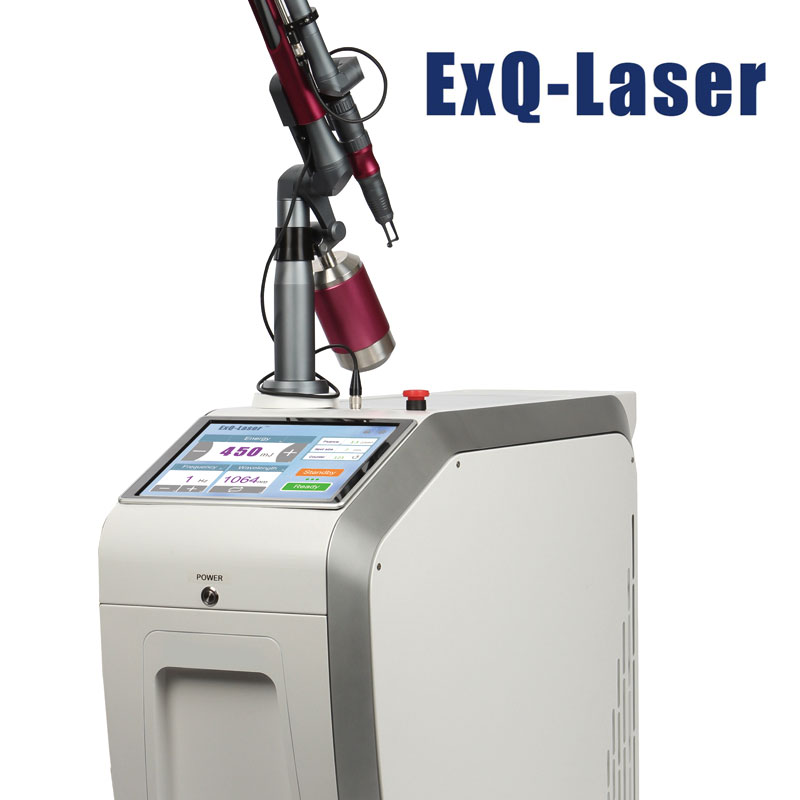 ExQ-Laser Q-Switched Nd:YAG Medical Pro